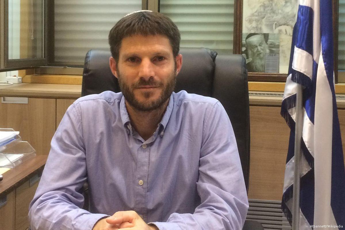 Bezalel Smotrich, Extremist Israeli Jewish MK [Atbannett/Wikipedia]