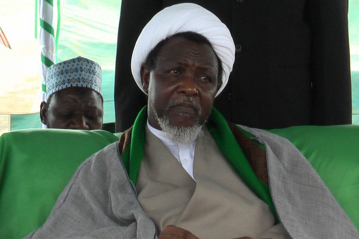 Shi'ites leader El-Zakzaky not dead - DSS
