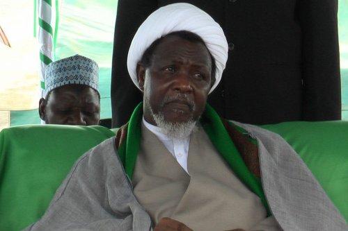 Ibrahim Zakzaky, the leader of the Shia Islamic Movement of Nigeria (IMN)
