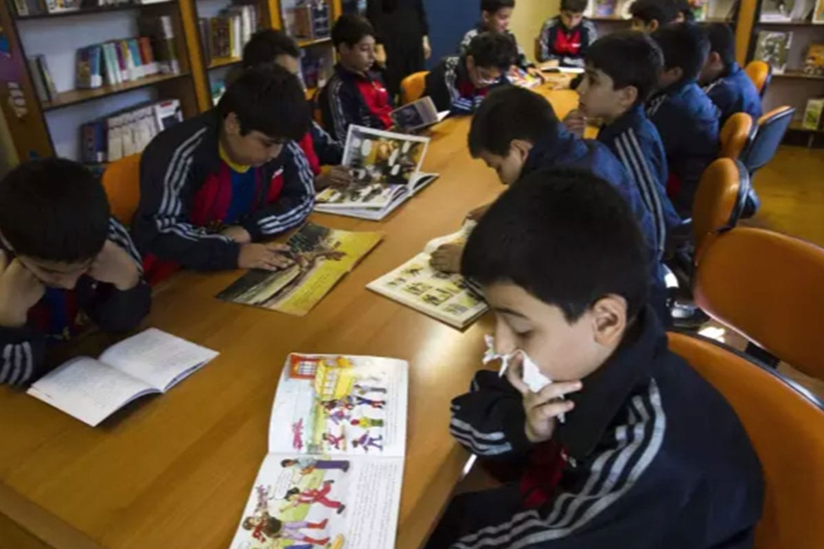 Iran Bans English in Primary Schools Over 'Cultural Invasion'