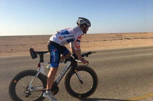 British cycling champion Jonathan Shubert [Jonathan Shubert]