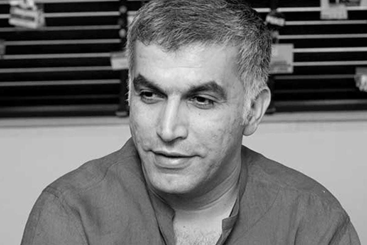 Bahrain sentences activist Nabeel Rajab to five years in prison