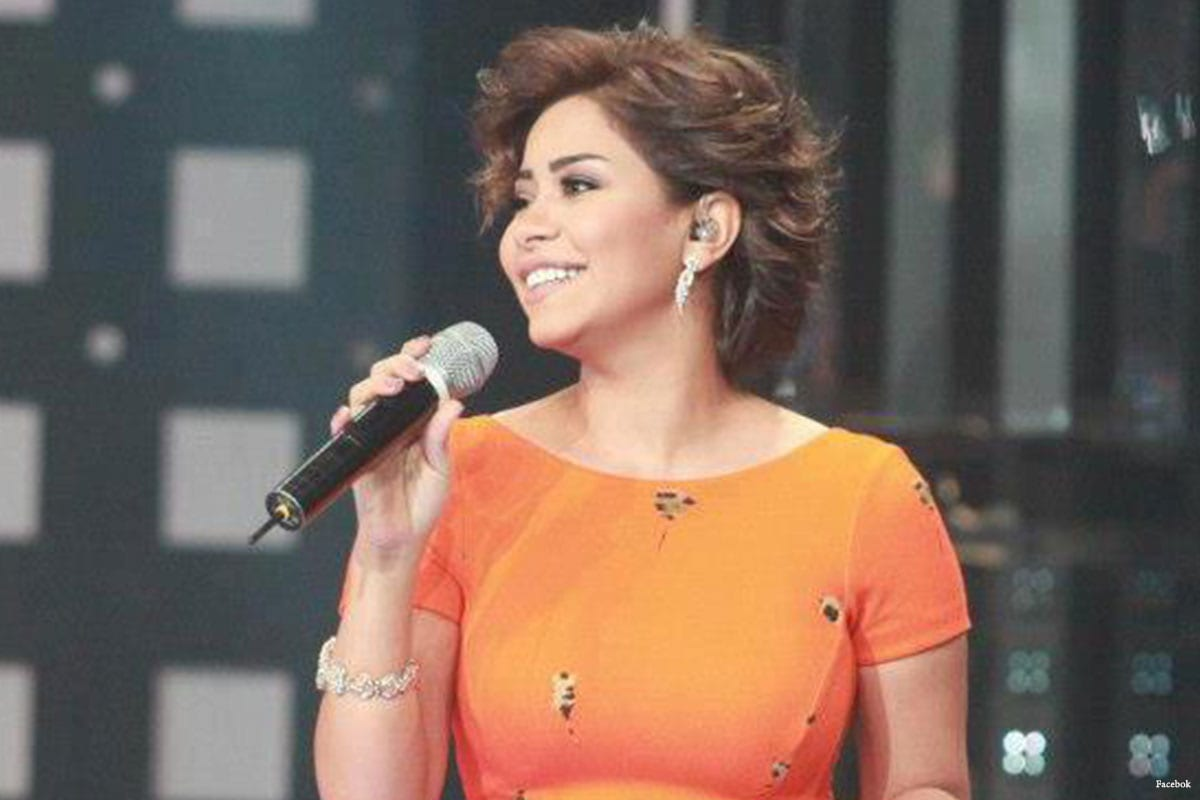 Court Sentences Egyptian Singer To Six Months In Prison Over Nile Remarks