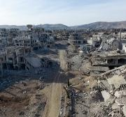 Rebels in Syria's eastern Ghouta discussing ceasefire with UN