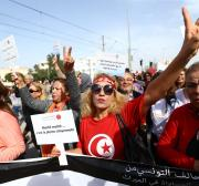 Tunisia women recount torture in 'transitional justice' trials