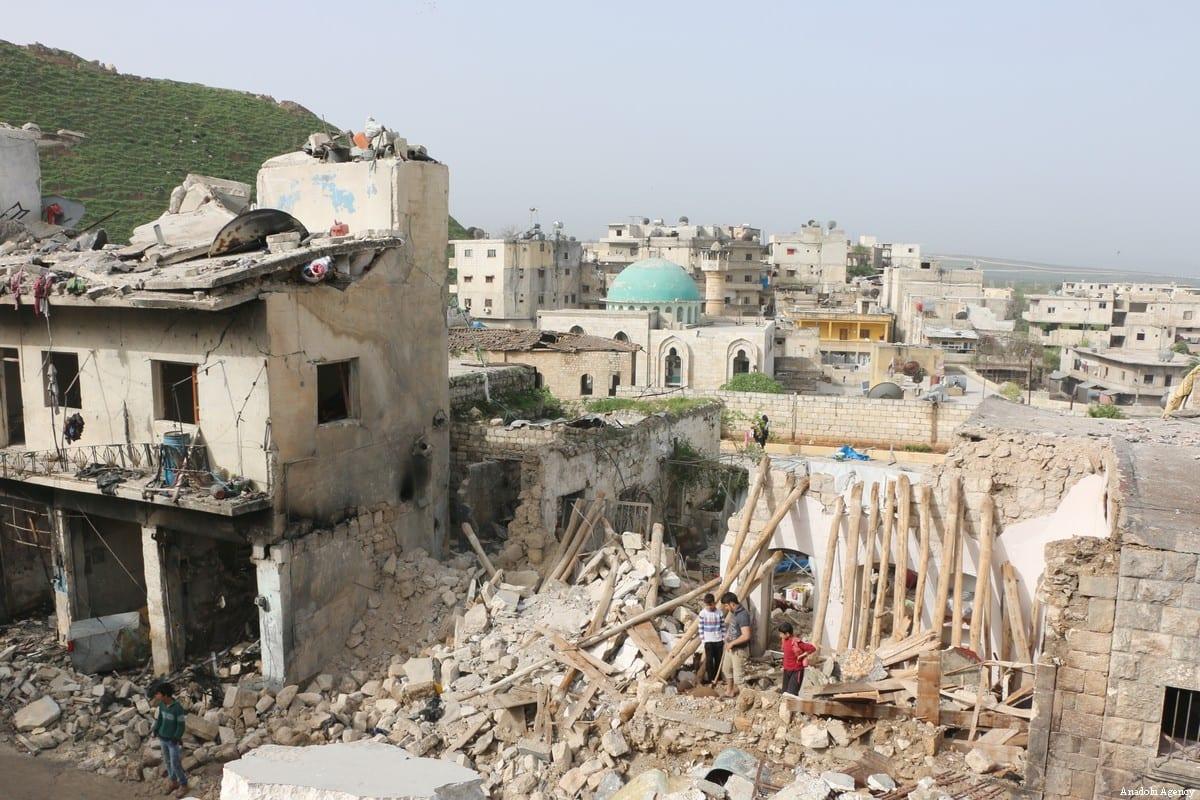 Explosion kills 31 in Syria's Idlib city