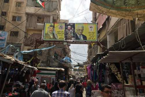Palestinian refugee camp in Beirut, Lebanon [Professor Kamel Hawwash]