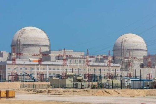 UAE building the Middle Easts first nuclear plant