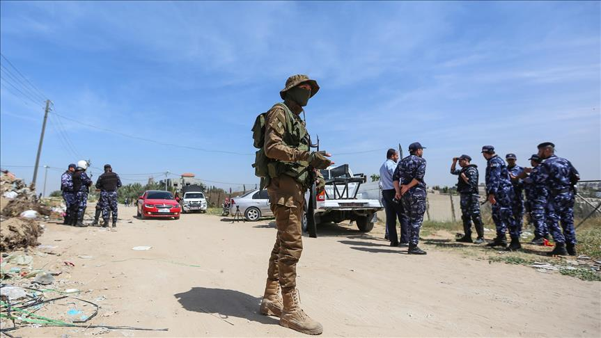 Palestinians arrested near Gaza border in 4th breach this week