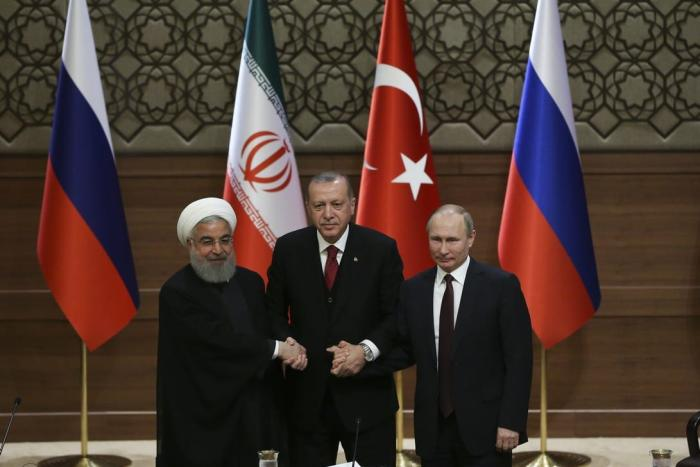 Don't count on a divorce between Russia and Iran just yet