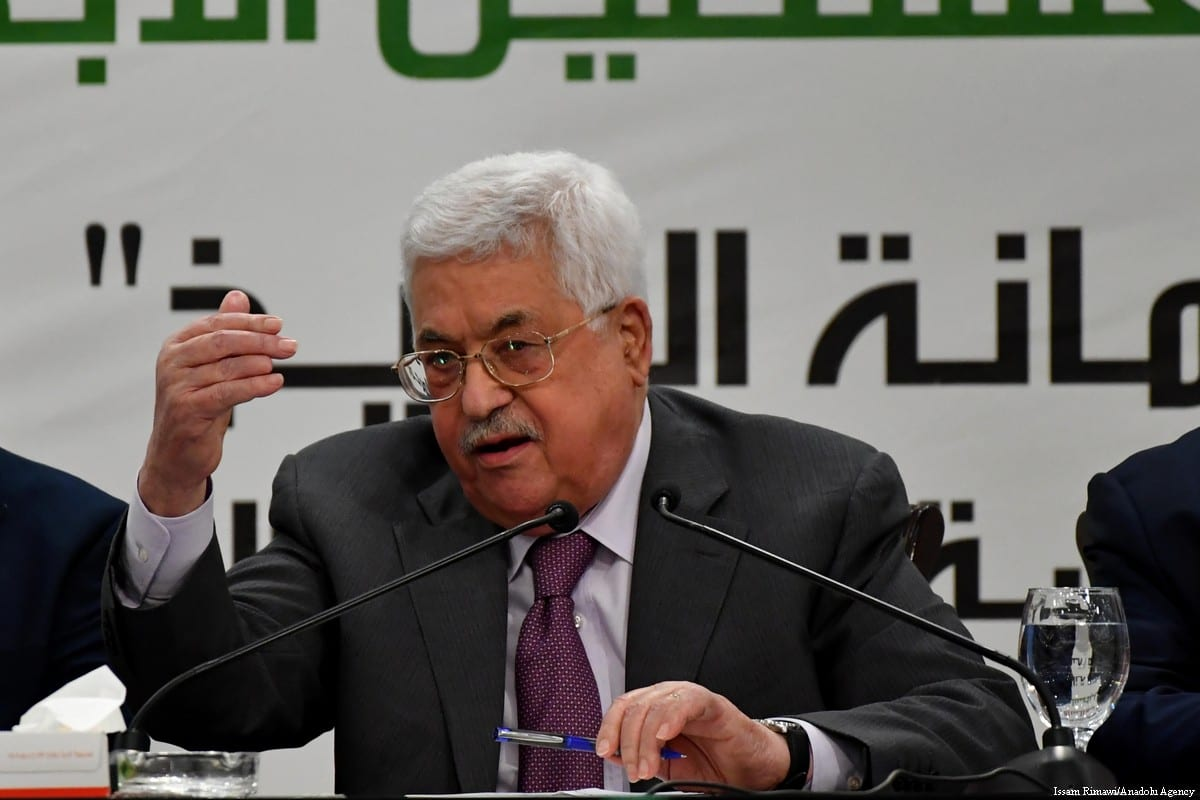 Palestinian President Mahmoud Abbas' views on Jews draw universal disapproval