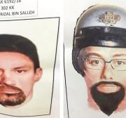 Malaysia issues sketches of Al-Batsh's killers