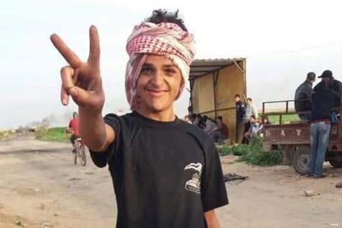 Deaf Palestinian teen latest victim of Israel attack on Gaza