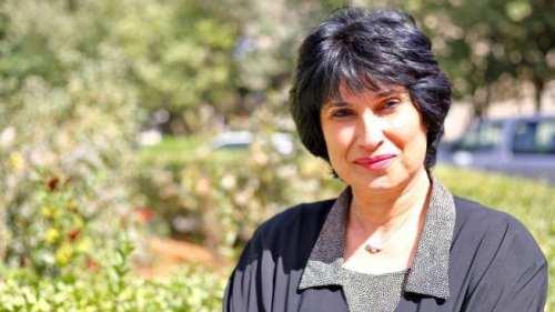 Dima Al-Samman, contemporary Palestinian-Jerusalemite novelist [File photo]