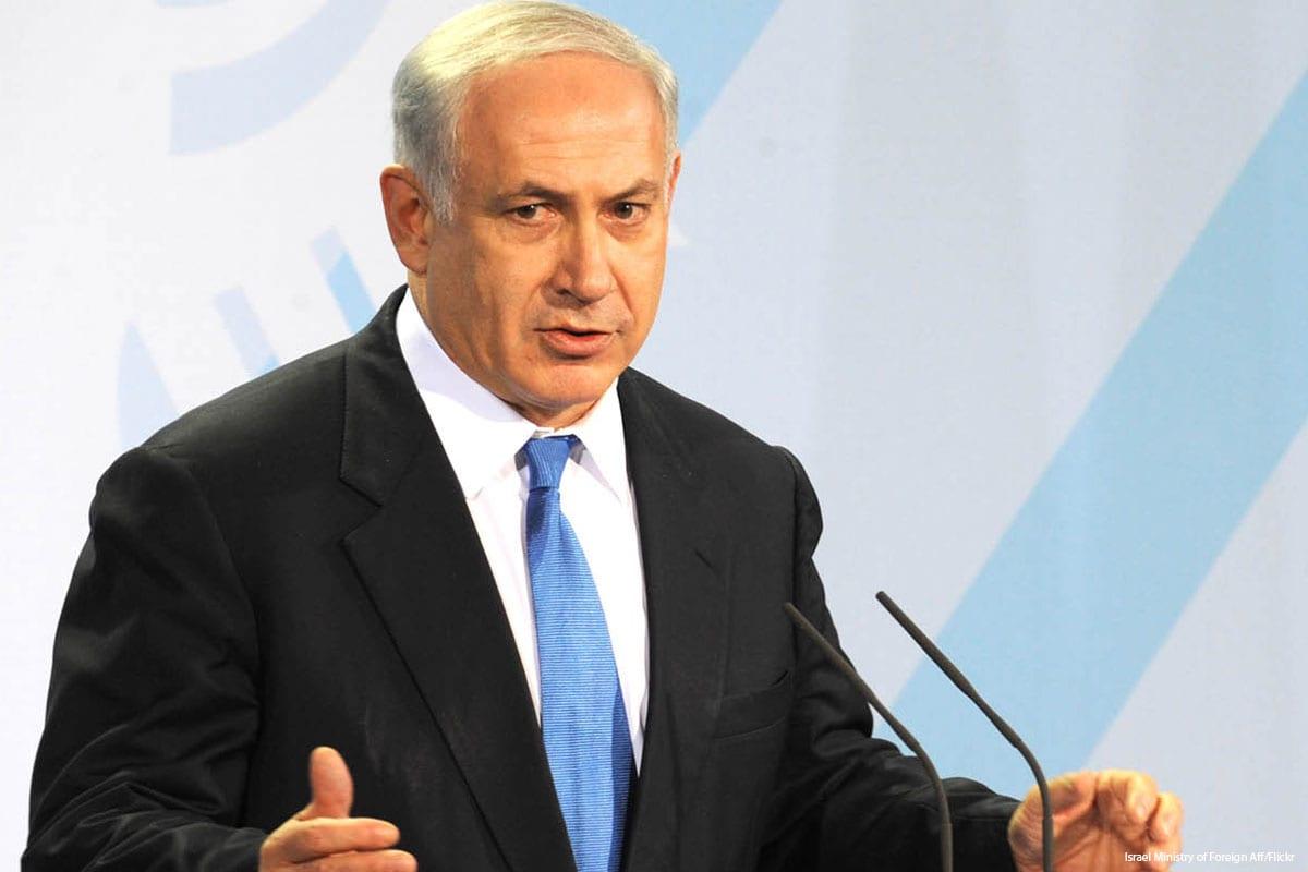 Israeli Prime Minister Benjamin Netanyahu [Israel Ministry of Foreign Aff/Flickr]