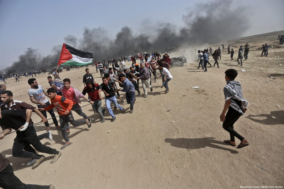 United Nations in warning to Israel as Gaza protests enter fifth week