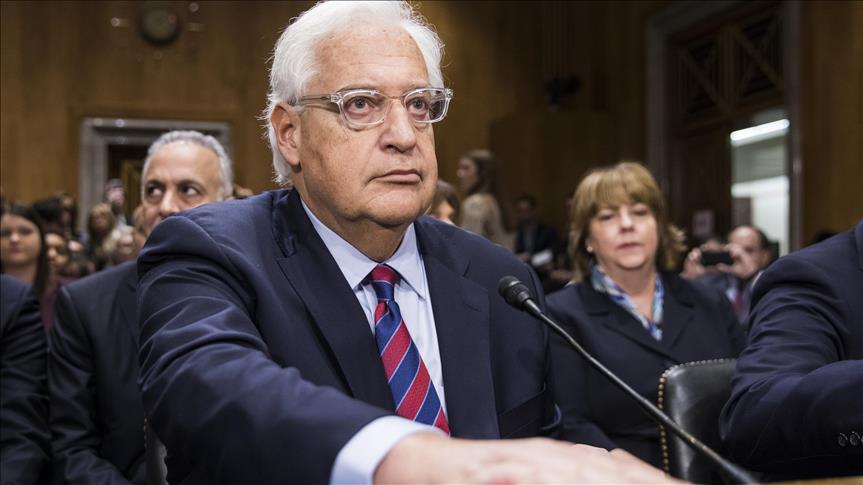 The new US ambassador to Israel, David Friedman, is a vocal supporter of Israeli settlement expansion in occupied West Bank