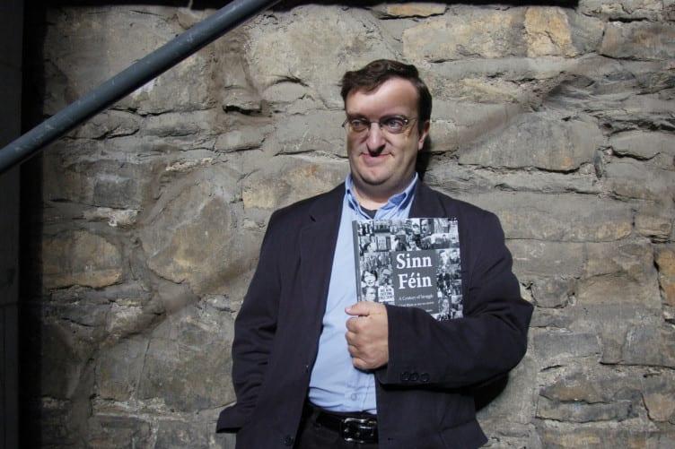 Dublin Lord Mayor Micheál MacDonncha [Twitter]