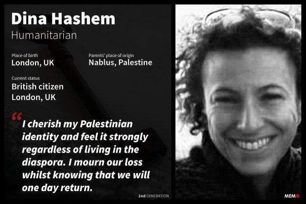 2- Dina Hashem