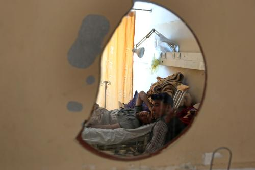 22 Gazans transferred to Jordan for medical treatment