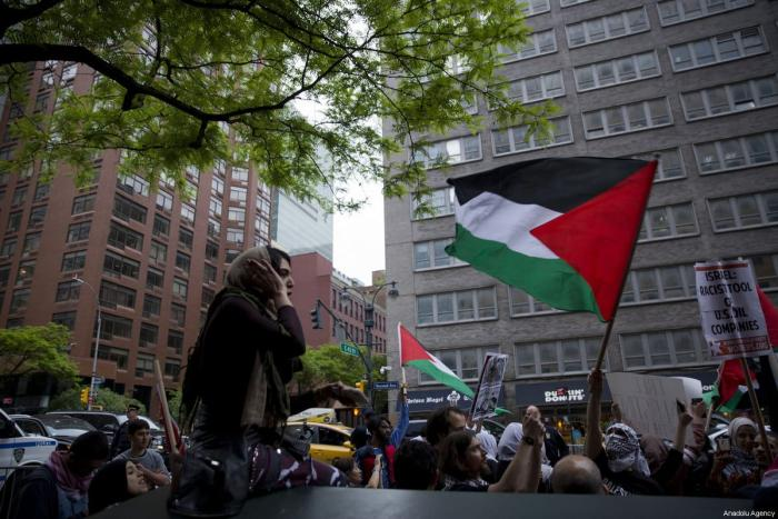 Support for the Palestinians gathers pace in Trump's America