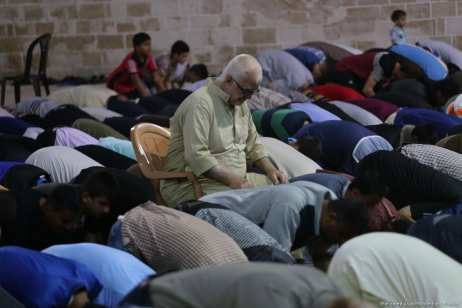 Ramadan in Gaza on 16 May, 2018 [Mohammed Asad/Middle East Monitor]