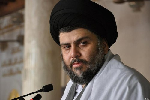 Leader of Iraq's Sadrist Movement, Muqtada Al-Sadr [Twitter]