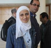 Palestinian poet released from Israeli prison