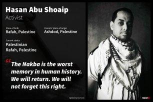 3- Hasan Abu Shoaip, Gaza
