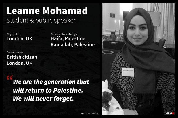 3- Leanne Mohammed, UK