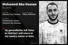 3- Mohamed abu hassan, panama