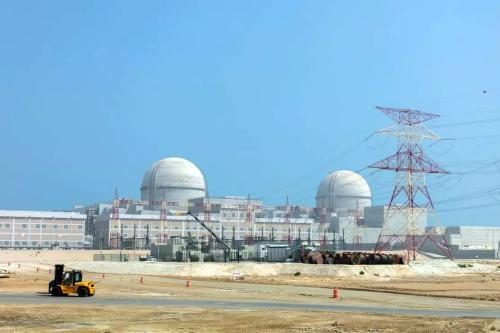 UAE's first nuclear reactor start-up delayed