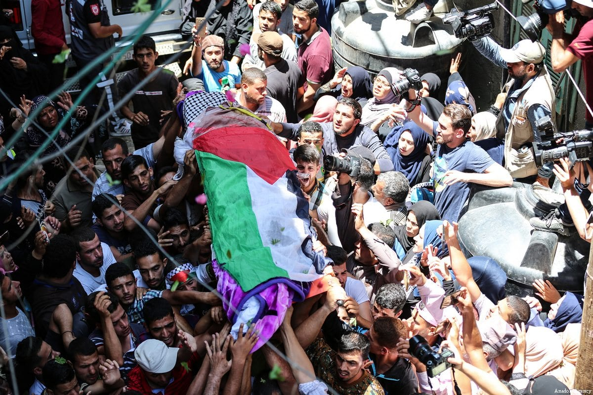 Razan Al-Najjar: a white coat stained with blood – Middle ...