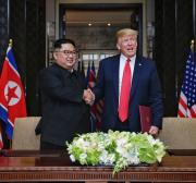 The Singapore summit is a wake-up call. The US is a threat to world peace