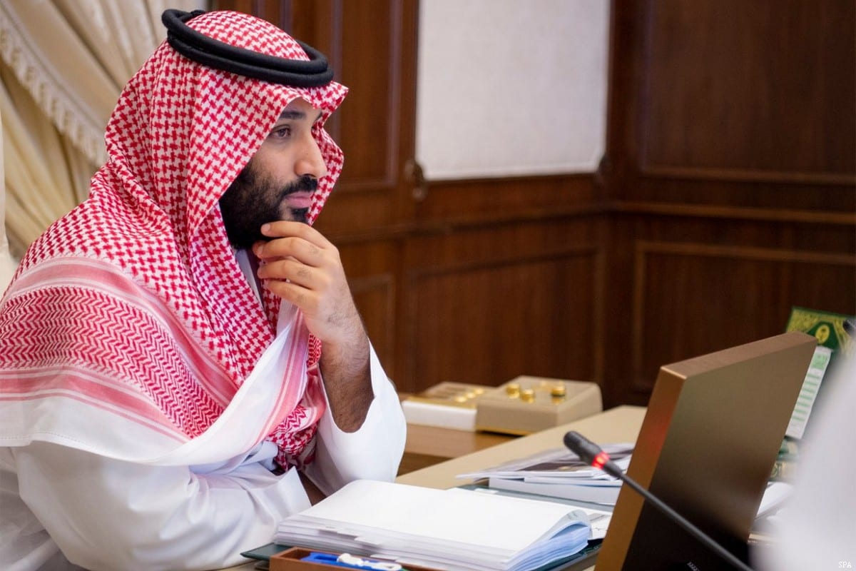 Mohammad Bin Salman Al Saud, Crown Prince of Saudi Arabia [SPA]
