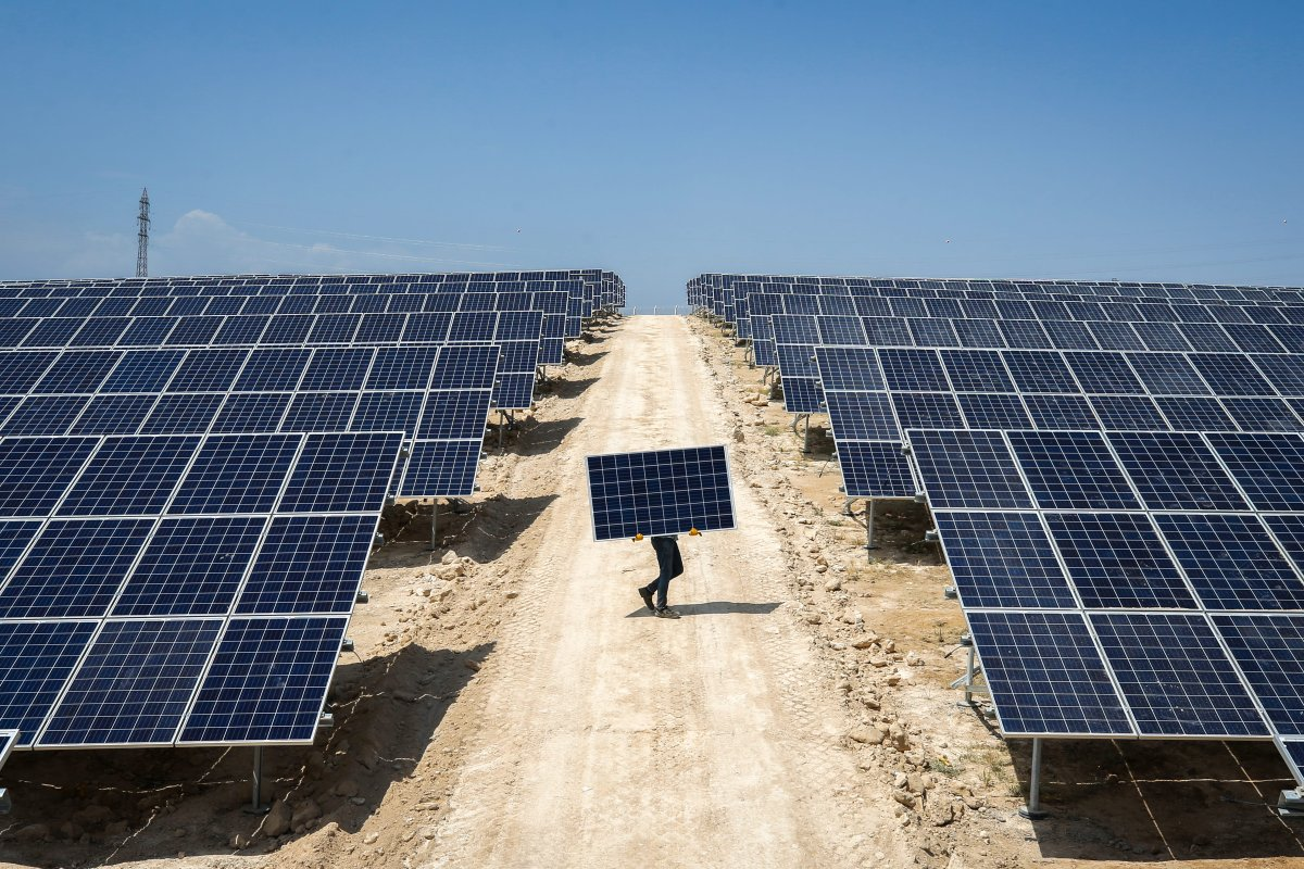 Solar Energy demand is up amid Global Crisis