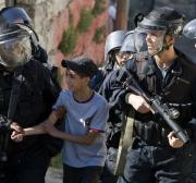 PPS: Israel detained over 900 Palestinian children in 2018