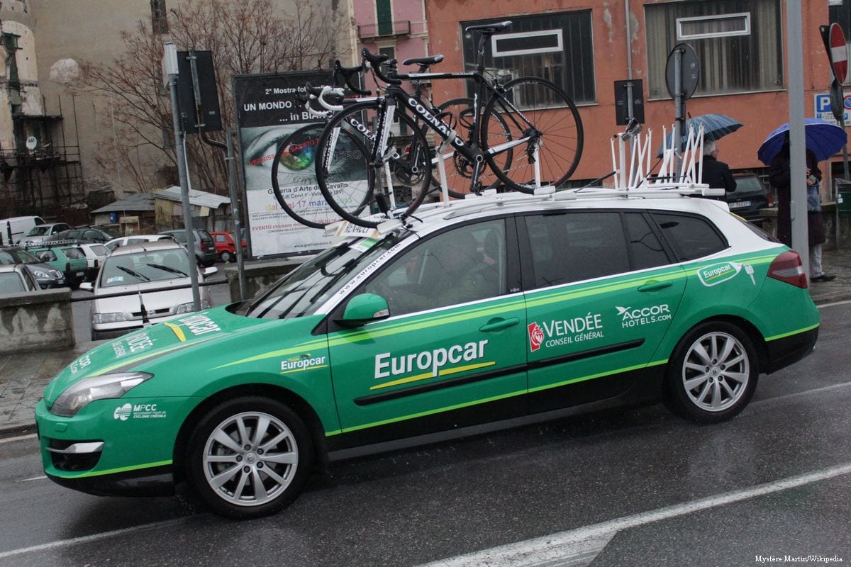 A car belonging to Europcar [Mystère Martin/Wikipedia]