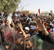 Iraq's southern uprising could ignite the largest revolt the country has witnessed in recent memory