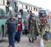 1,500 Syria regime detainees, including children, freed in opposition deal