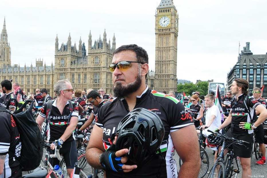 Hundreds of people are set to cycle from Coventry to London in support of Palestine as part of the Big Ride for Palestine 2018 due to take place from 3–5 August.