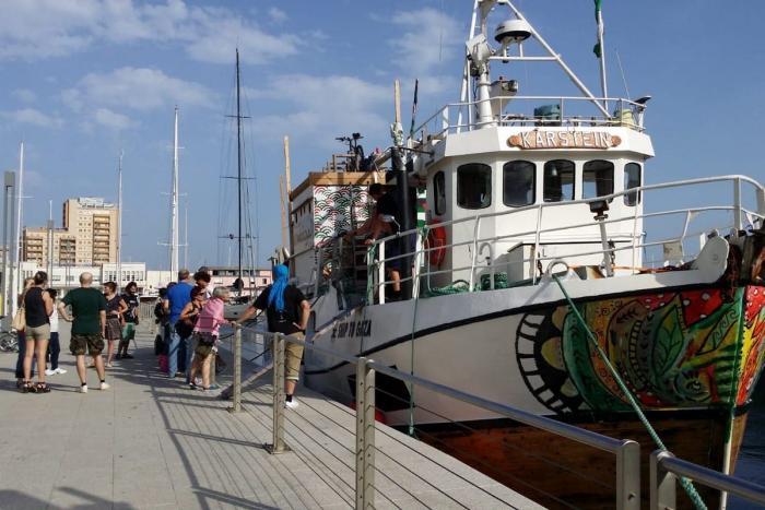 Testimonies of Flotilla activists: Israel was trying to break us