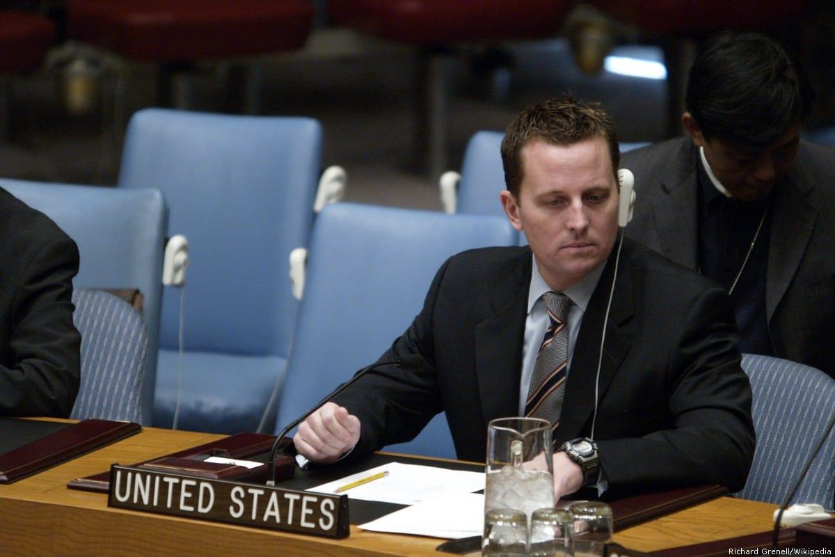 Richard Grenell, US ambassador to Germany [Richard Grenell/Wikipedia]
