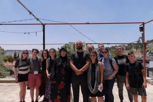The 8 Jews who walked off birthright in Israel
