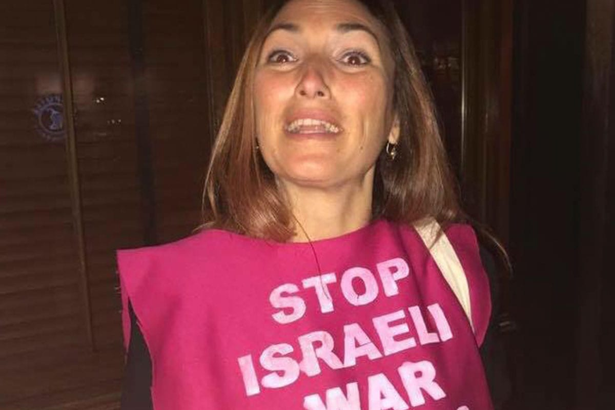 Prominent Jewish-American activist, Ariel Gold