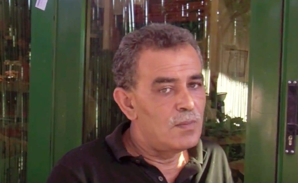 Arab MK Jamal Zahalka