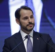 Turkish finance min. rules out talks with IMF