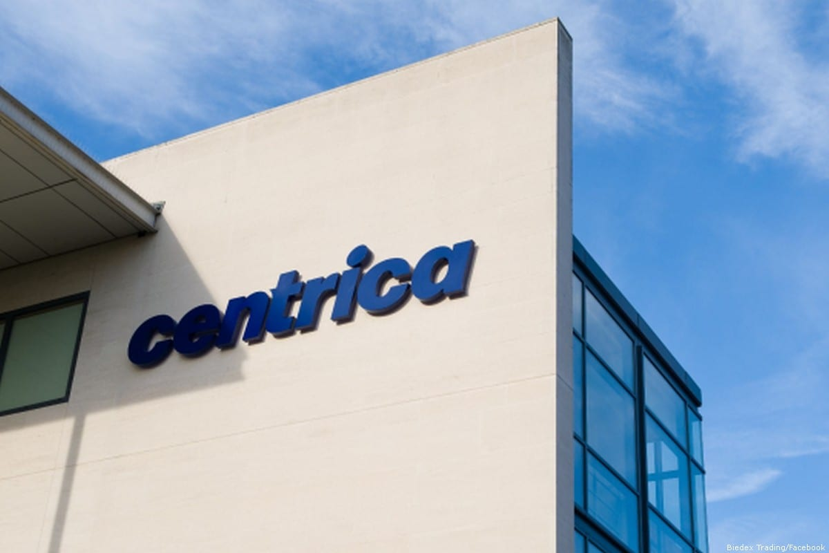 UK energy firm Centrica, owner of British Gas [Biedex Trading/Facebook]