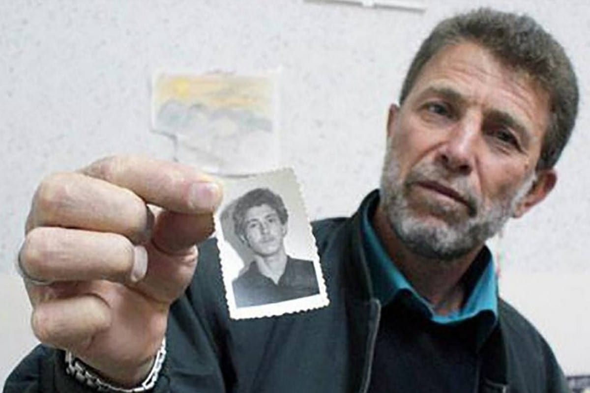 The longest-serving Palestinian prisoner, Nael Barghouthi