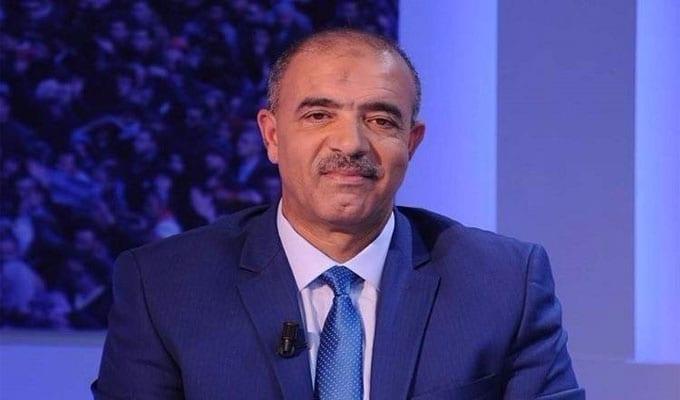 Mayor of Le Kram Fathi Laayouni